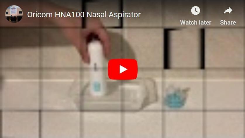 Nasal Aspirator Video