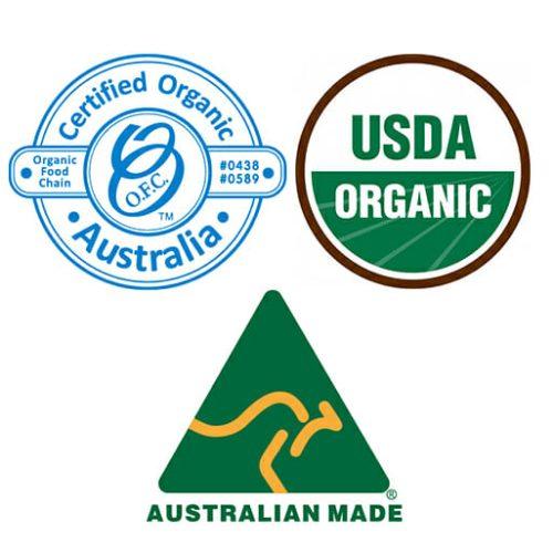koala baby certified organic australian made