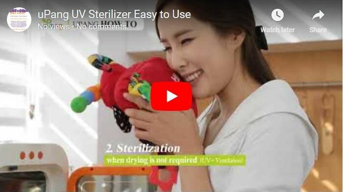 upang uv sterilizer Video