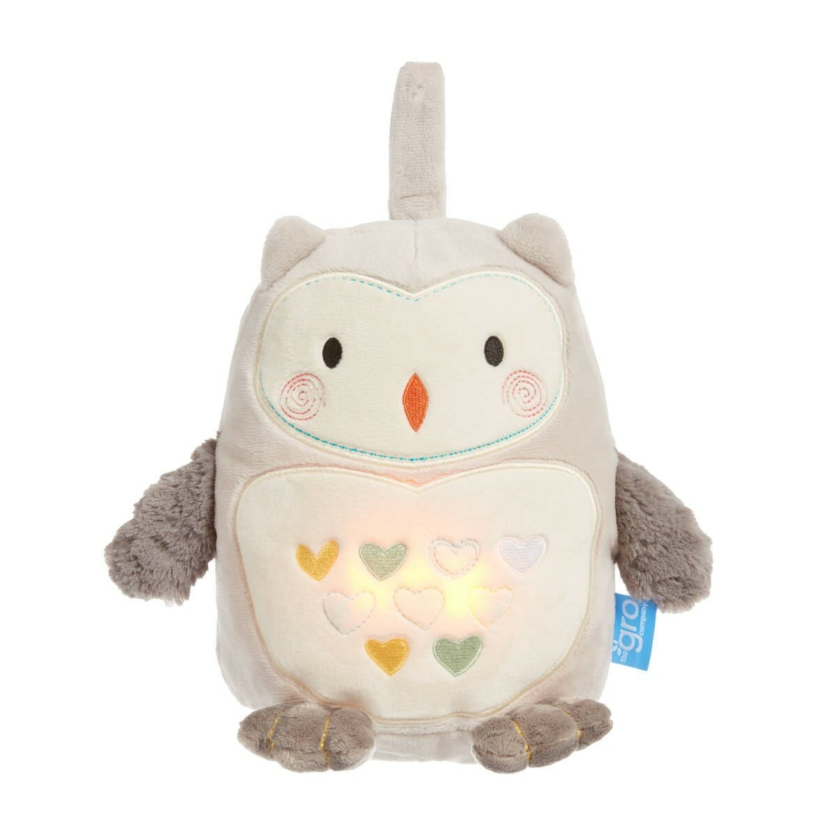 Gro Ollie the Owl Sound and Light Gro Friend