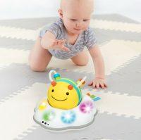 Skip Hop Explore & More Follow Bee Crawl Toy Lifestyle 5