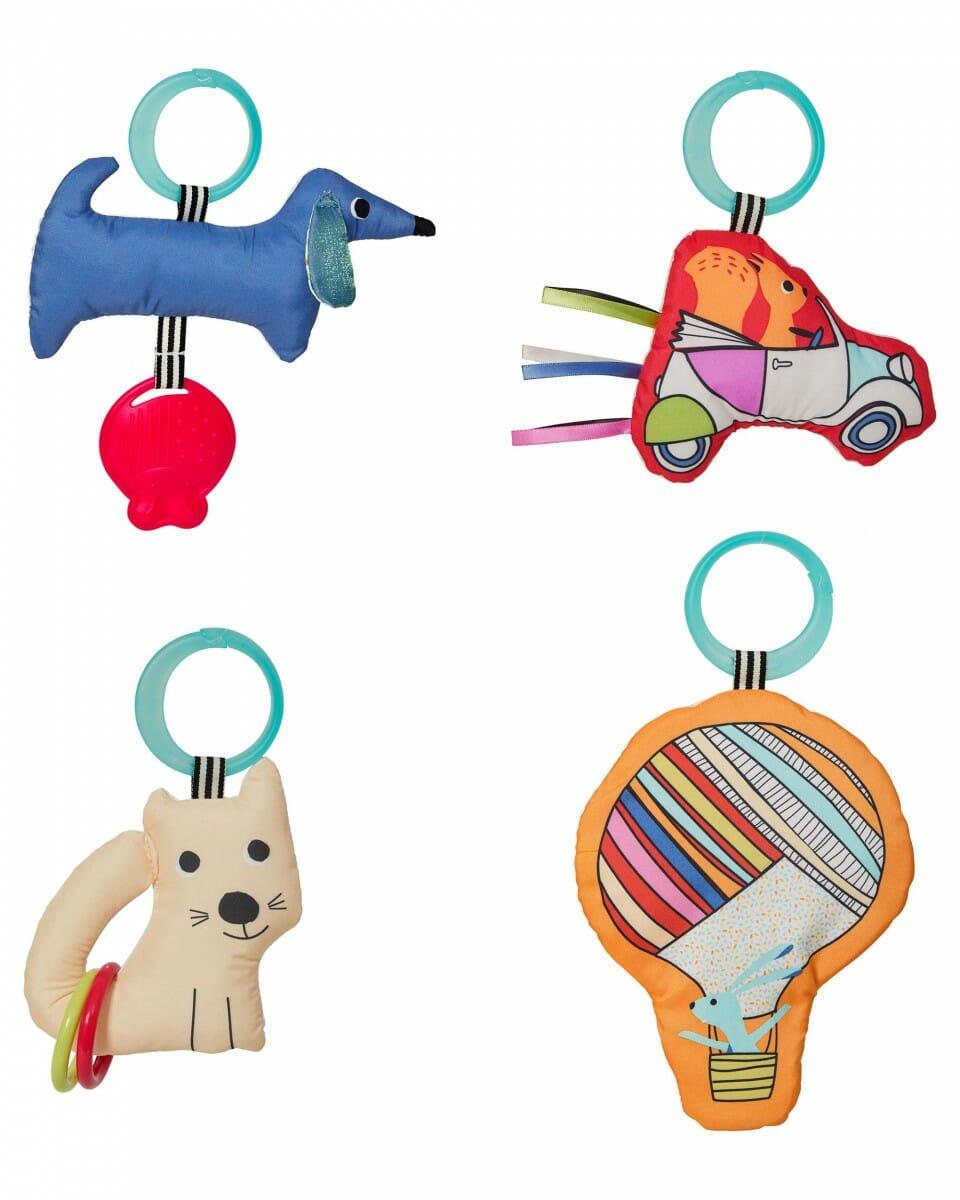 Skip Hop Vibrant Village Smart Lights Activity Gym Toys