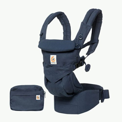 ErgoBaby Omni 360 Baby Carrier Midnight Blue-PROD-POUCH