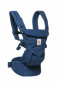 ErgoBaby Omni 360 Baby Carrier Midnight Blue-angle 2