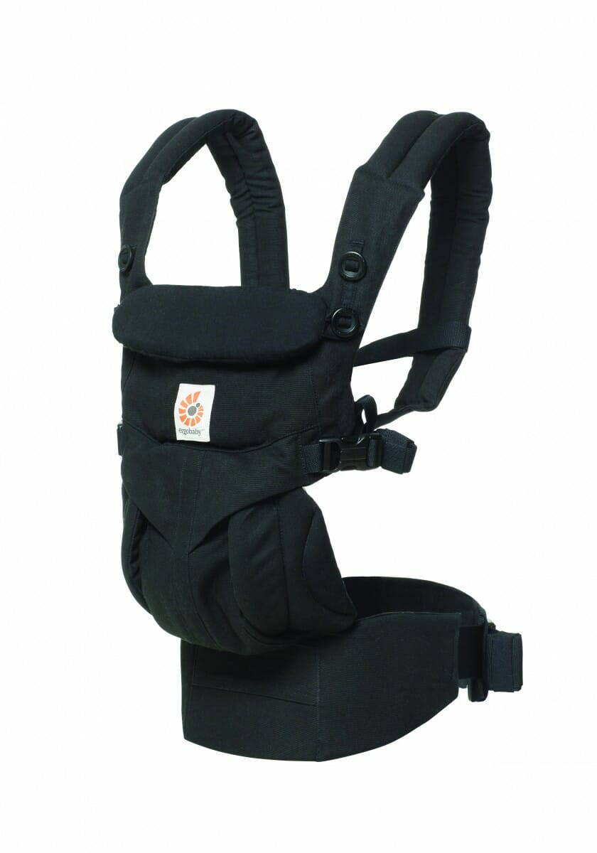 Ergobaby OMNI 360 Baby Carrier Pure Black