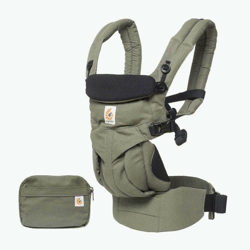 Ergobaby Omni 360 Baby Carrier Khaki Green