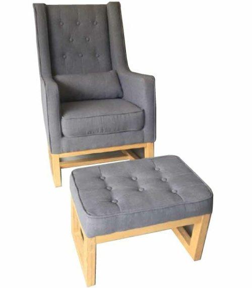 Il Tutto Casper Rocking Chair Front