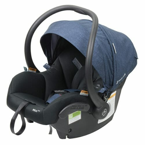 Maxi Cosi Mico Plus Nomad Blue Black