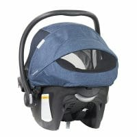 Maxi Cosi Mico Plus Mesh Panels With Peekaboo Window