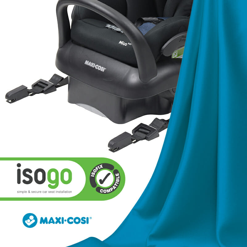 Maxi Cosi Mico Plus IMPROVED ISOFIX