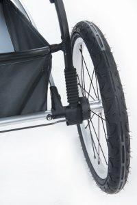 Thule Glide Parking Brake
