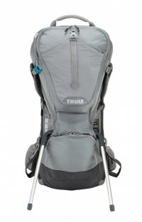 Thule Sapling Child Carrier Dark Shadow Front