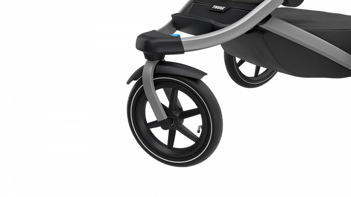 Thule Urban Glide 2 Dark Shadow Swiveling Wheel