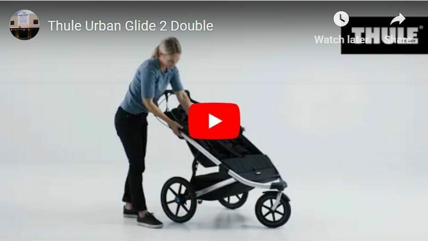 Thule Urban Glide 2 Double Video