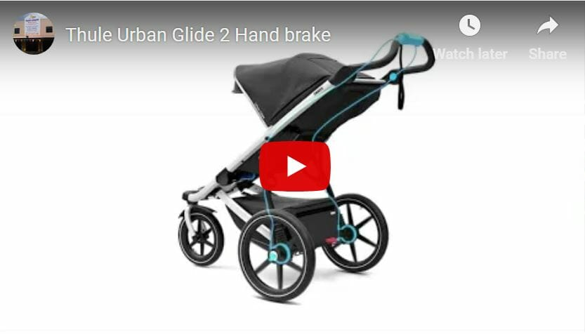 Thule Urban Glide 2 Handbrake