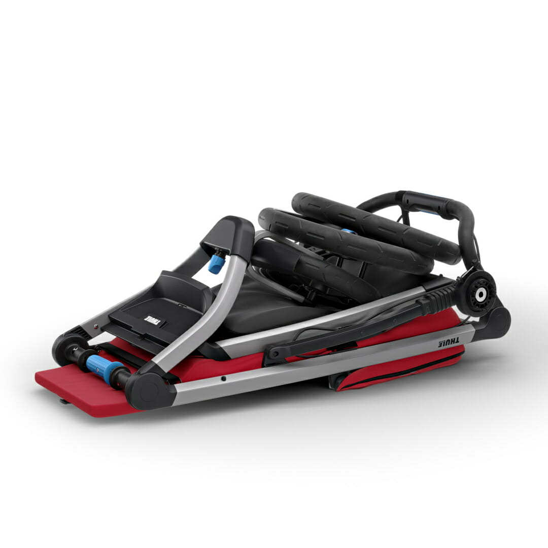 Thule Urban Glide 2 Red Folded