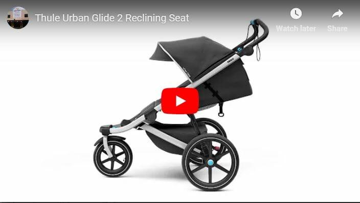 Thule Urban Glide 2 Seat Recline