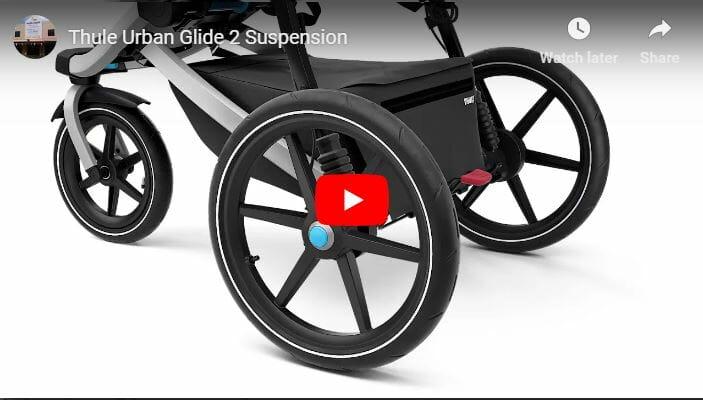 Thule Urban Glide 2 Suspension Video