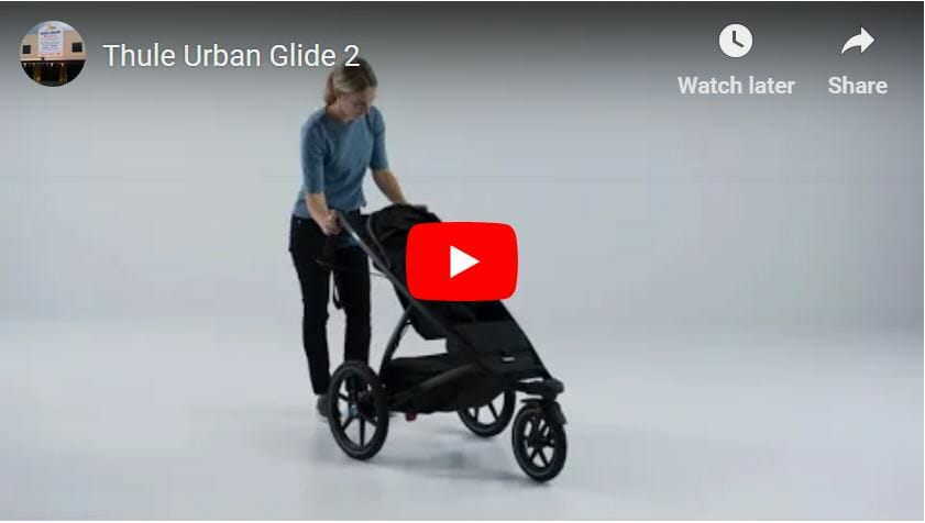 Thule Urban Glide 2 Video