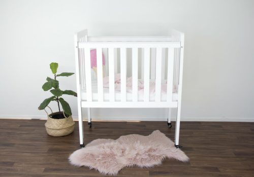 babyhood Mini Ergonomic Cot