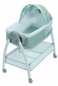 Graco Dream Suite Bassinet Top Angle