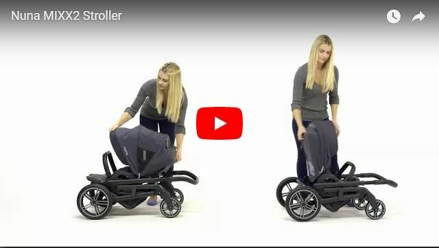 Nuna Mixx2 Stroller Video
