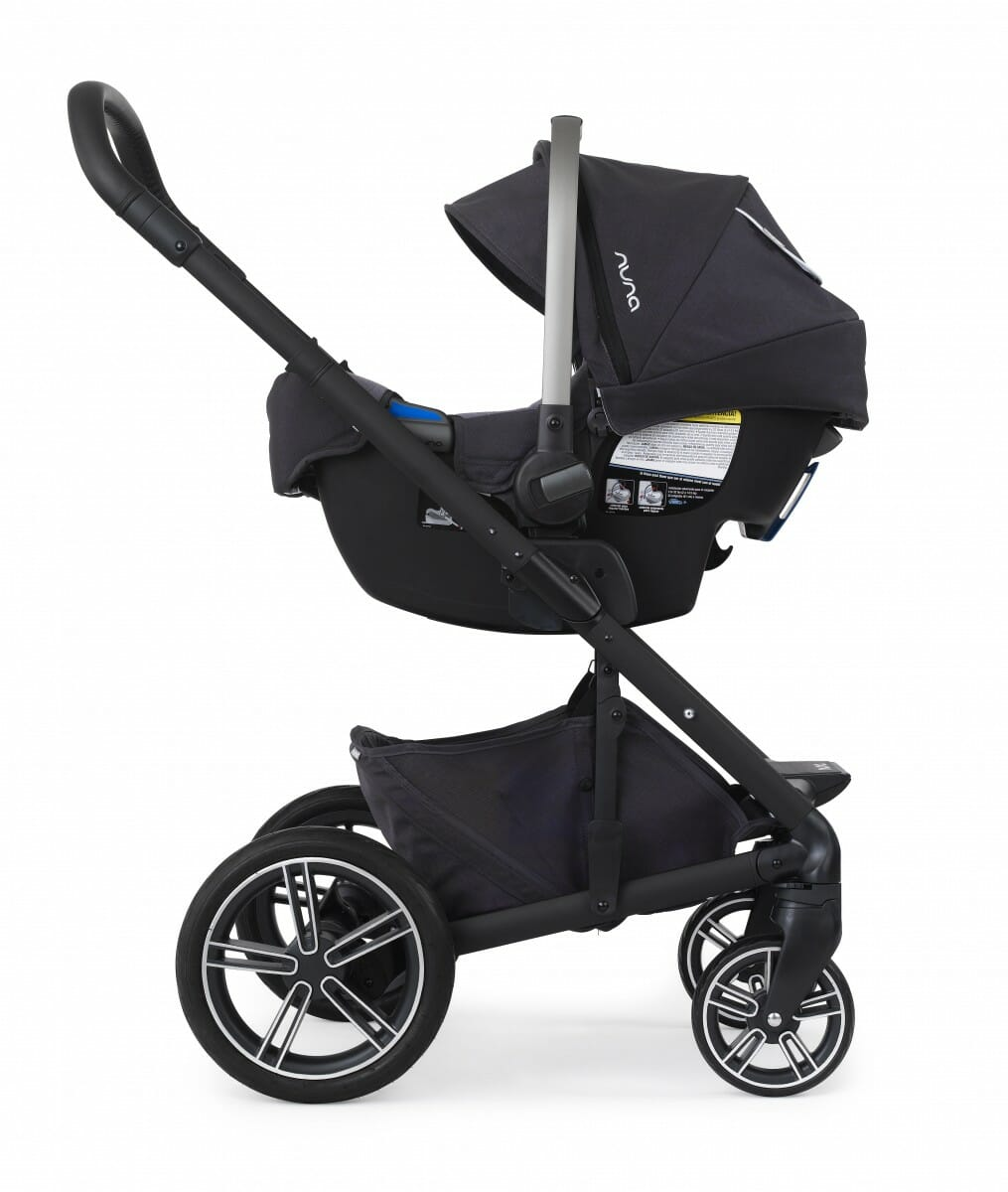 Nuna Mixx2 Travel System
