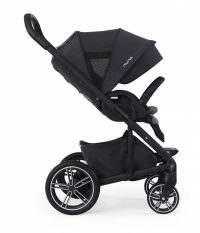Nuna Mixx2 jett facing world canopy footrest down