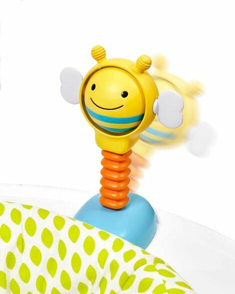 Skip Hop Explore & More Jumpscape Foldaway Jumper Bee Toy