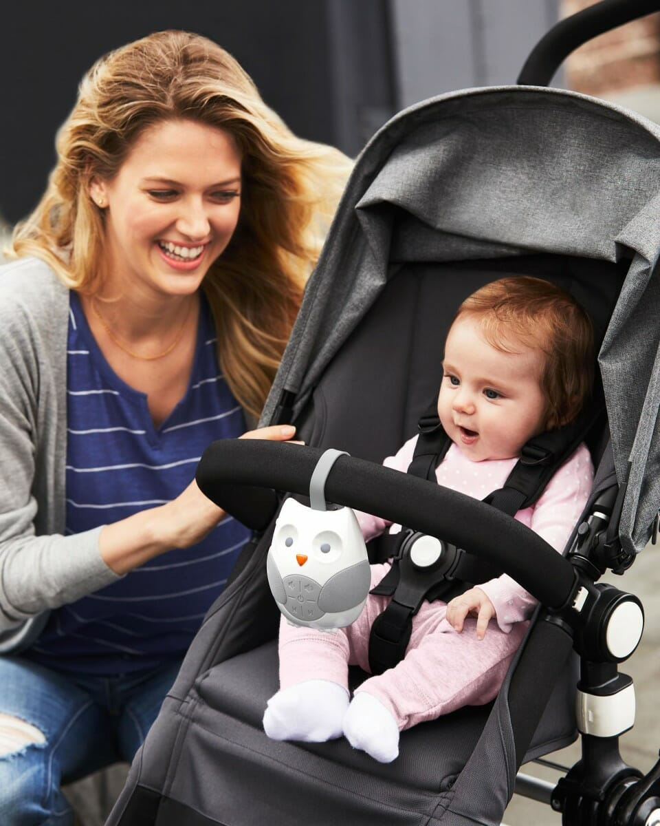 Skip Hop Stroll & Go Portable Baby Soother Lifestyle