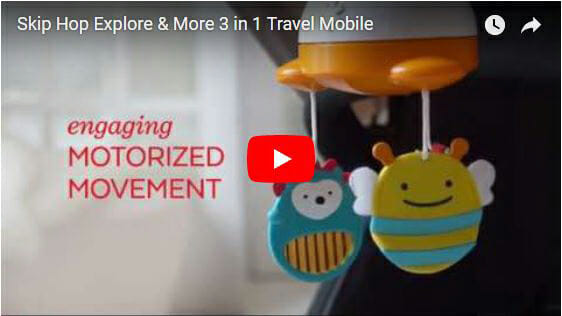 Skip hop explore and more travel mobile Video