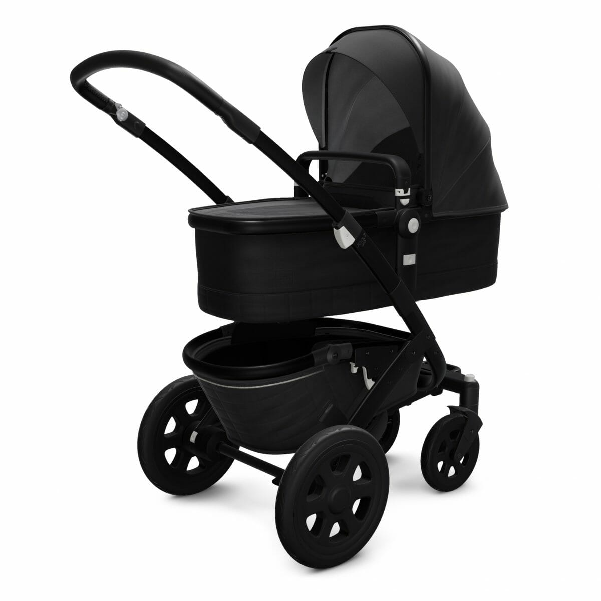 Joolz Geo2 Cot Brilliant Black Perspective