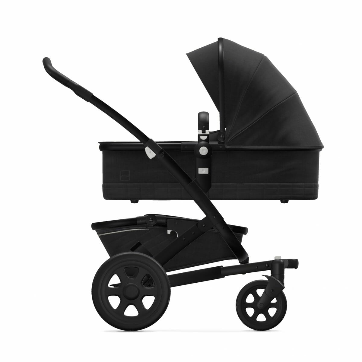 Cot Brilliant Black Side