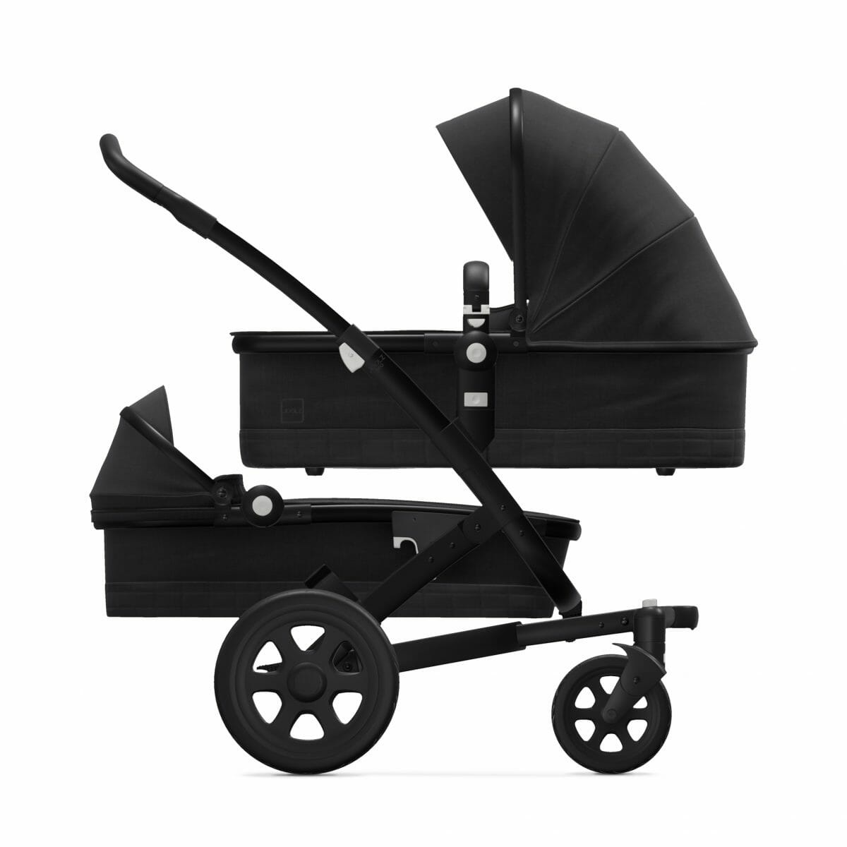 Cot Cot Brilliant Black Side