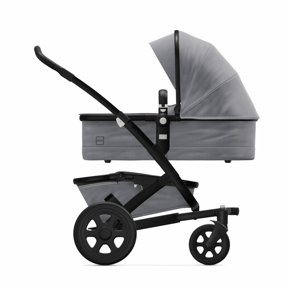 Cot Superior Grey Side