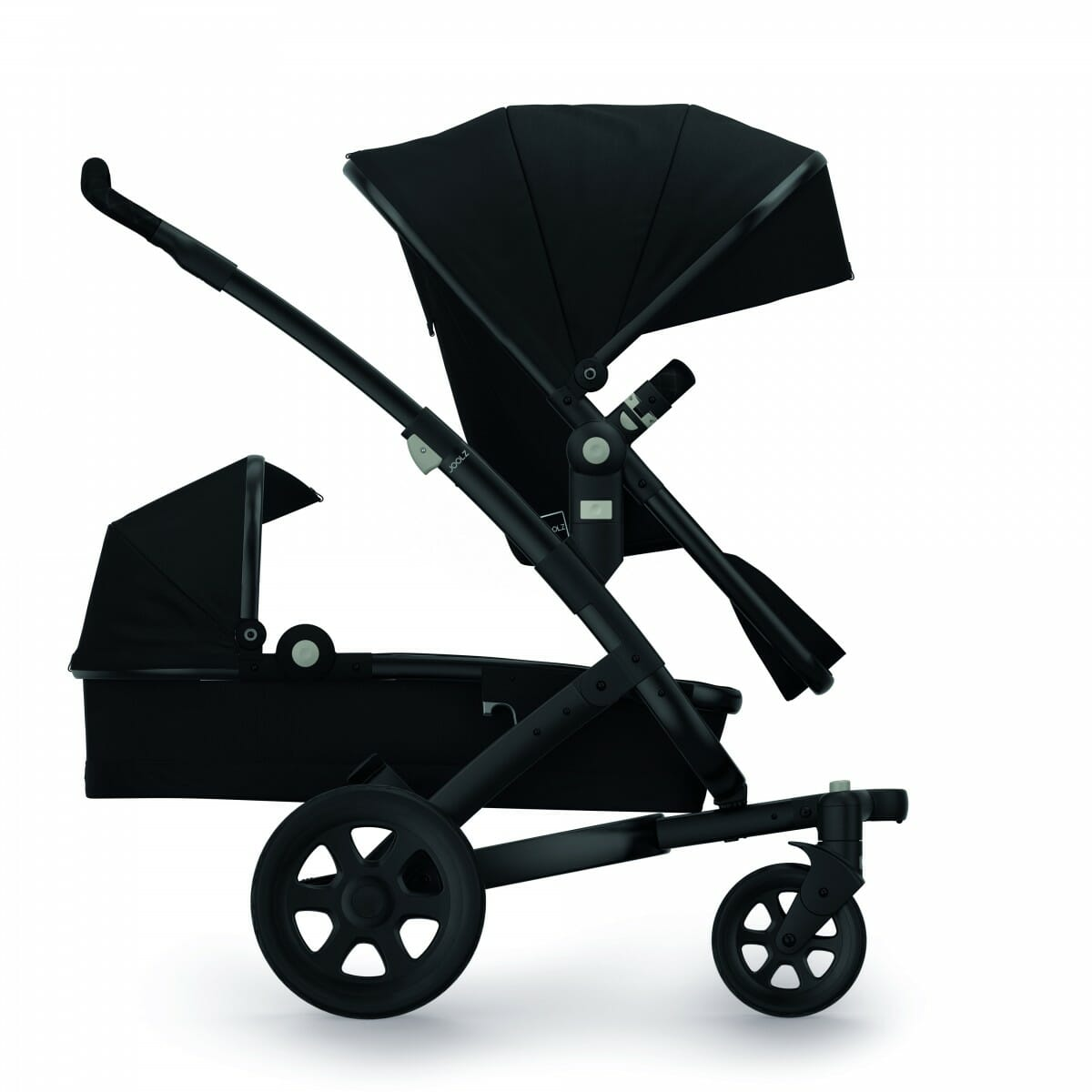 Seat + Bassinet Studio Noir Iconic Black