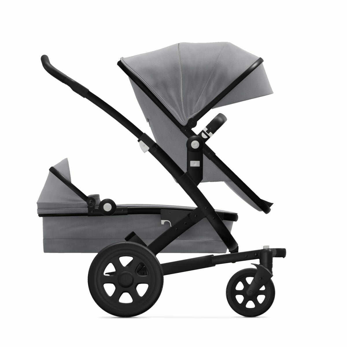 Seat Cot Superior Grey Side