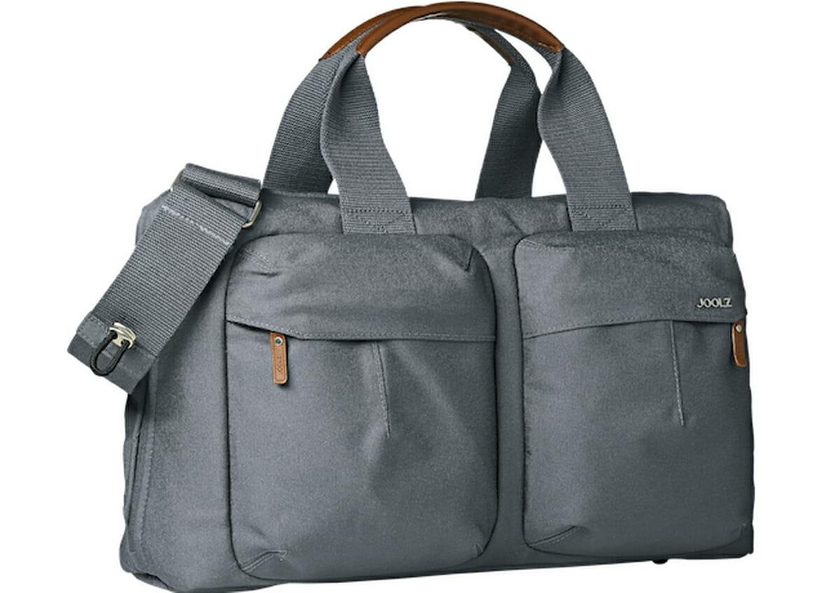 Joolz Studio Nursery Bag Hippo Grey