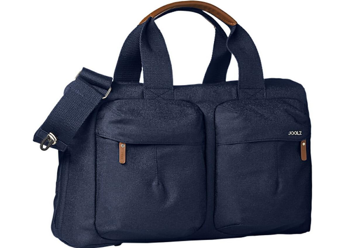 Joolz Studio Nursery Bag Parrot Blue