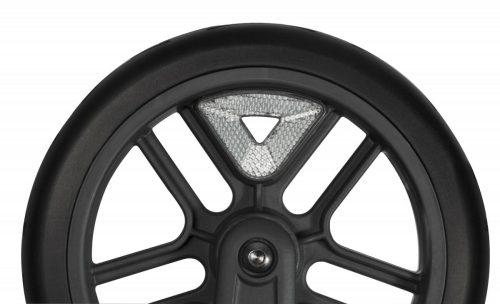 Uppababy Vista Wheel Reflector front