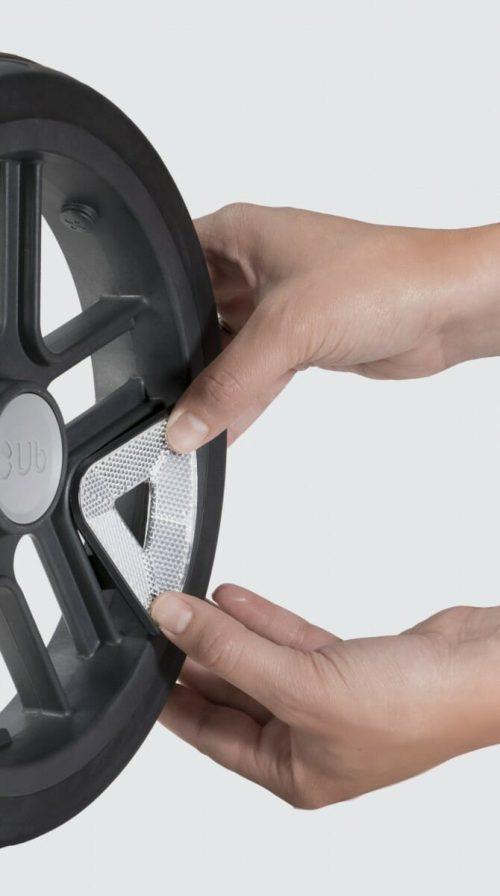 Uppababy Vista Wheel Reflector