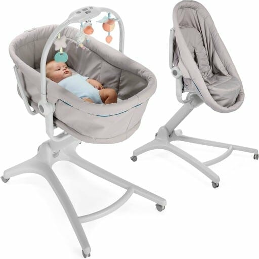 Chicco Baby Hug 4 In 1 Bassinet