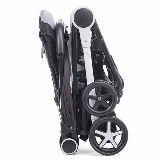 Chicco Miinimo Compact Travel Stroller Black Compact Fold