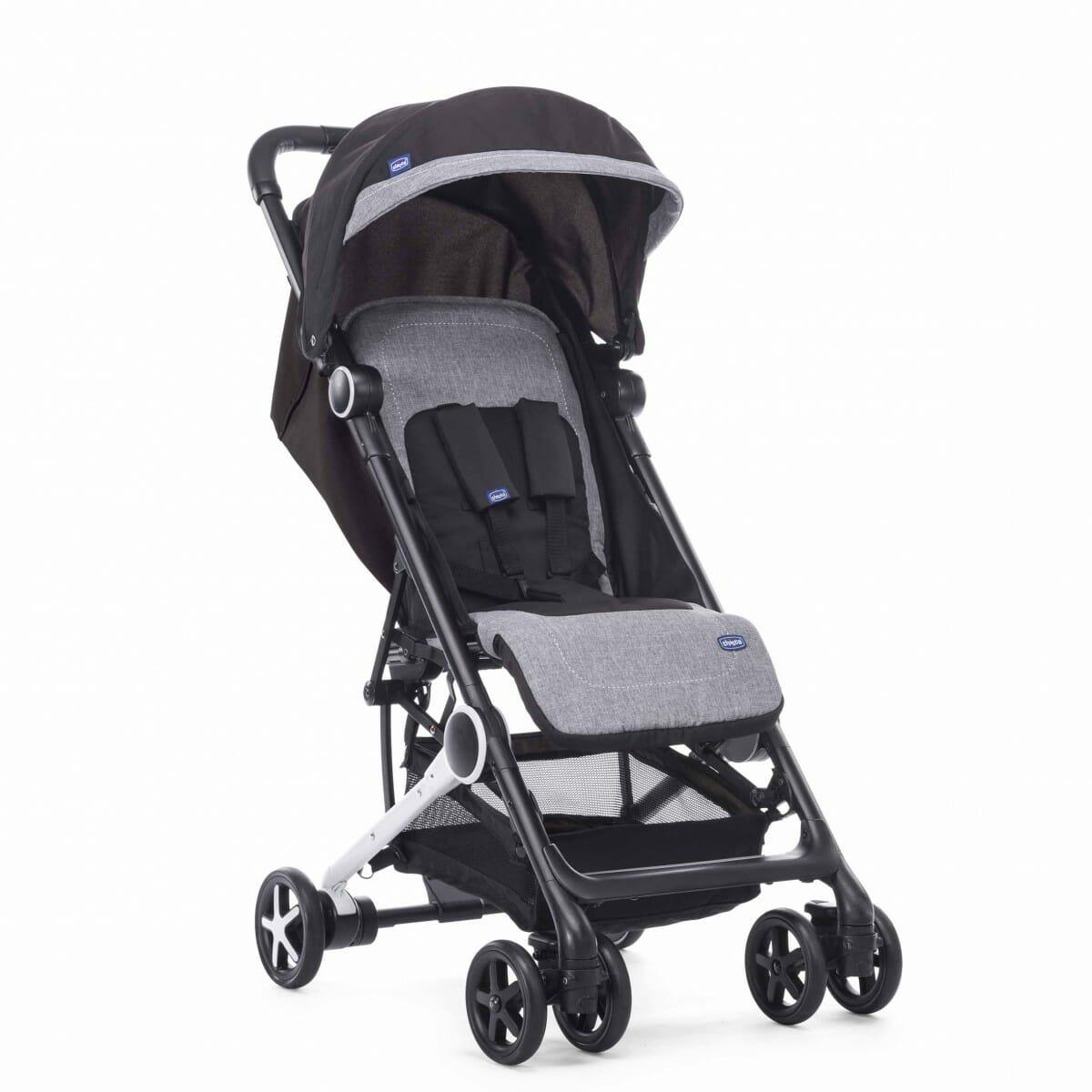 Chicco Miinimo Compact Travel Stroller Black