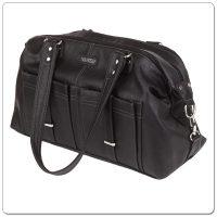 Vanchi Florence Traveler Nappy Bag Black (5)