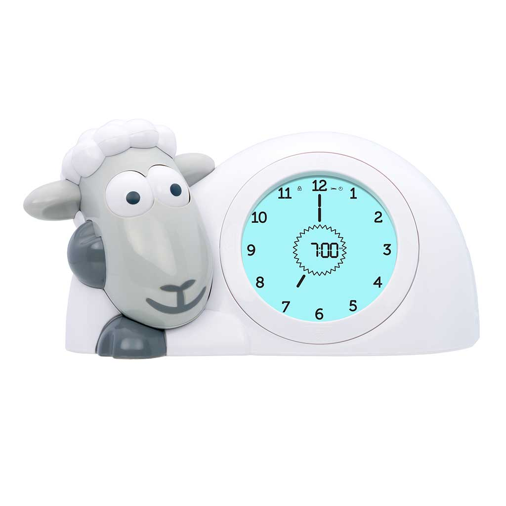 Zazu Sleeptrainer Sam The Lamb Grey 1