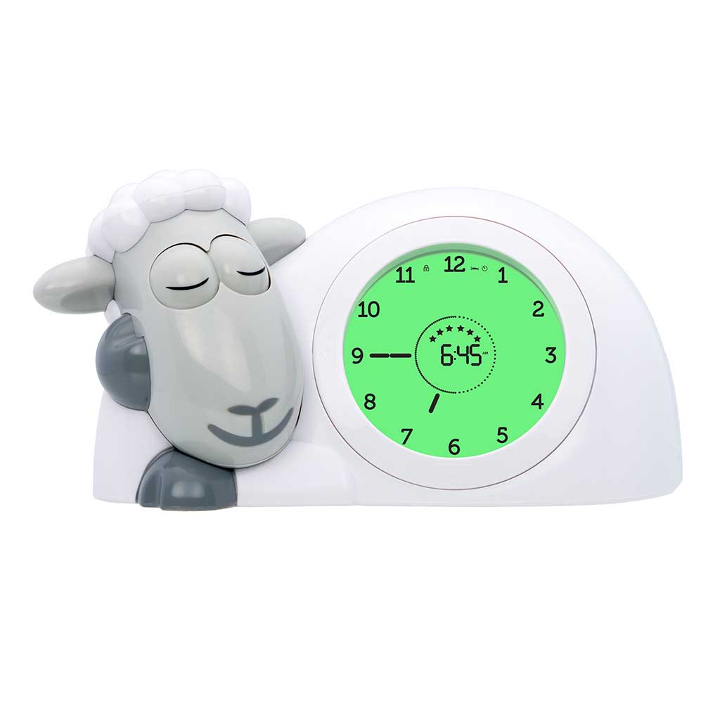 Zazu Sleeptrainer Sam The Lamb Grey