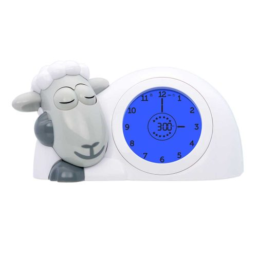Zazu Sleeptrainer Sam The Lamb Grey 3