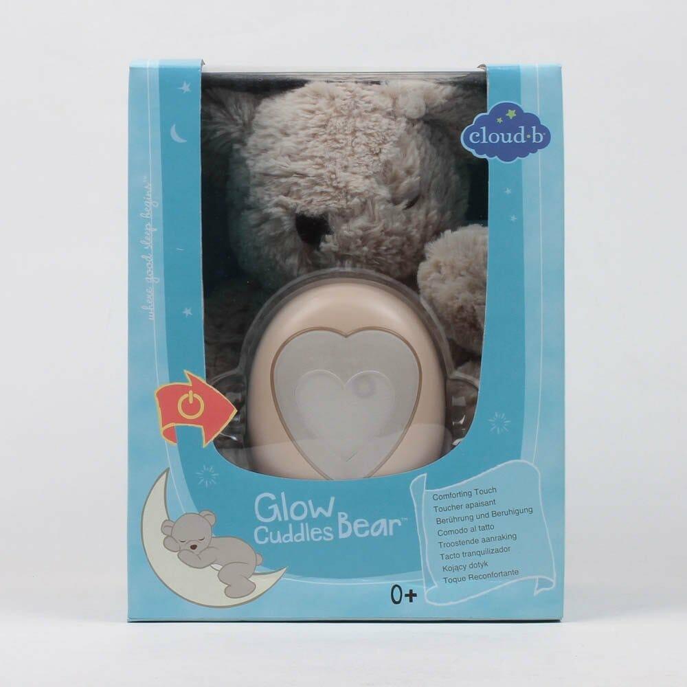 Cloud B Glow Cuddles Bear Packaging Front