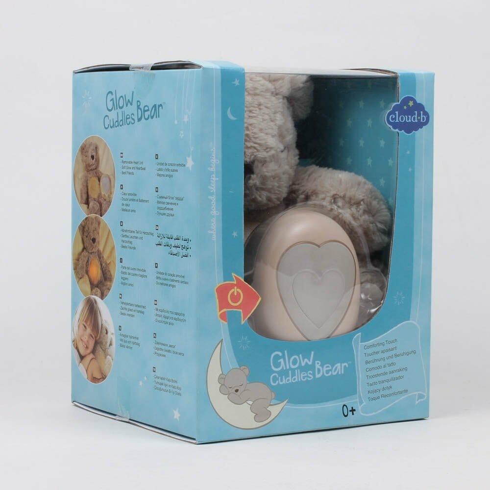 Cloud B Glow Cuddles Bear Packaging